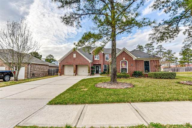 1118 Windsor Chase Lane, Spring, TX 77373 (MLS #72677337) :: The Home Branch