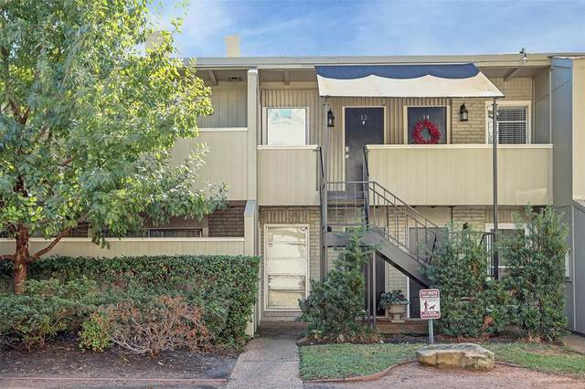4711 Aftonshire Drive #13, Houston, TX 77027 (MLS #72677918) :: Caskey Realty
