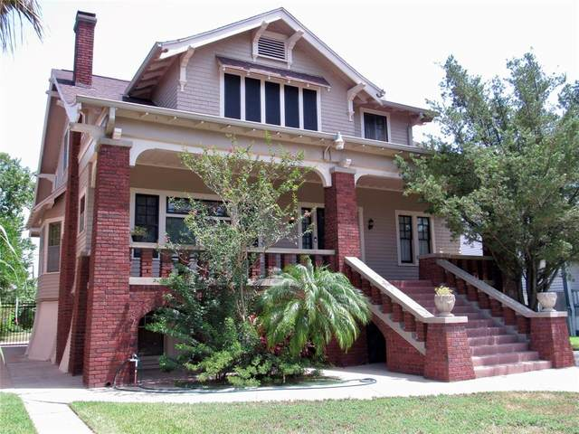 2620 Avenue O, Galveston, TX 77550 (MLS #72678794) :: The SOLD by George Team