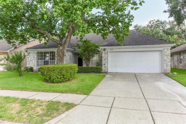4718 Cavern Drive, Friendswood, TX 77546 (MLS #72695080) :: The Home Branch