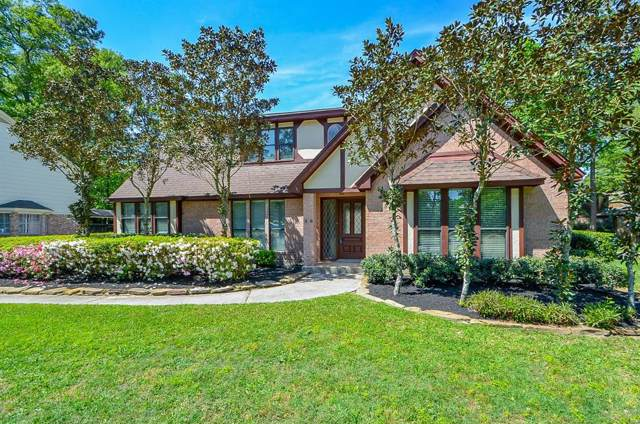 56 S Havenridge Drive, The Woodlands, TX 77381 (MLS #72697242) :: CORE Realty