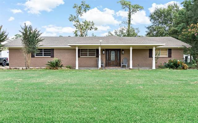 13550 Leaning Oaks, Beaumont, TX 77713 (MLS #7269989) :: The Home Branch