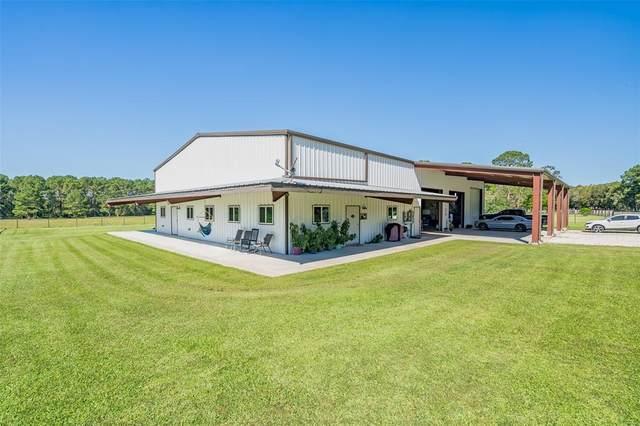 173 Sherman Road, Wallisville, TX 77597 (MLS #72702399) :: Caskey Realty