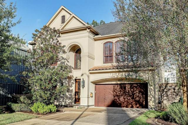 3207 Bammel Lane, Houston, TX 77098 (MLS #7270412) :: The Parodi Team at Realty Associates