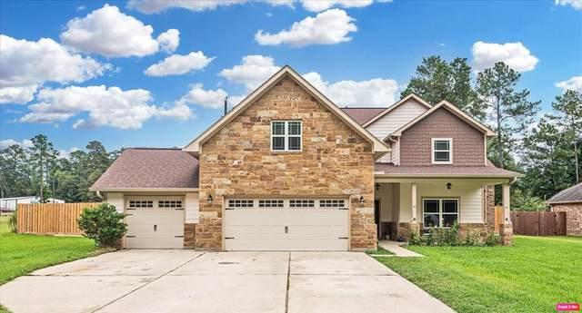 7422 Ponderosa Drive, Magnolia, TX 77354 (MLS #72704862) :: Caskey Realty