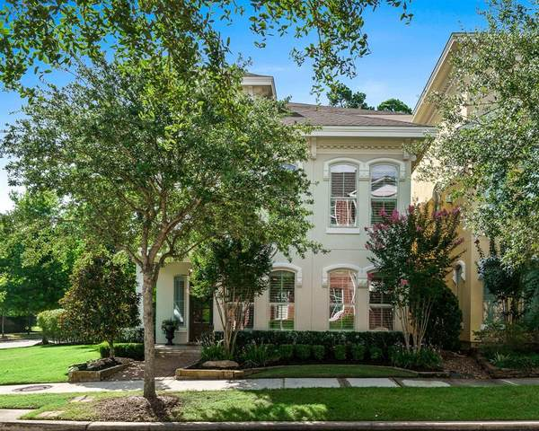 3 Olmstead Row, The Woodlands, TX 77380 (MLS #72721244) :: The Sansone Group