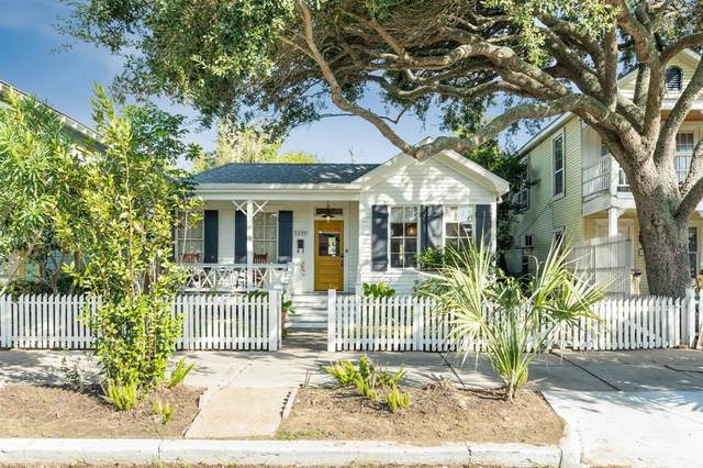 1220 Avenue M, Galveston, TX 77550 (MLS #72734715) :: The Jennifer Wauhob Team