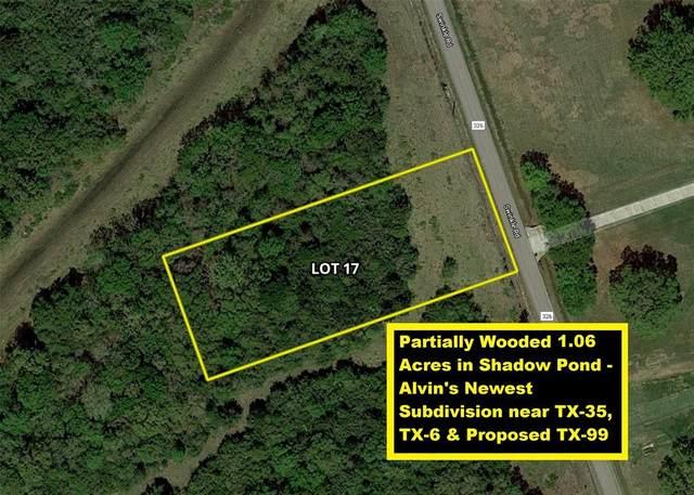 Lot 17 County Road 326, Alvin, TX 77511 (MLS #72747504) :: Giorgi Real Estate Group