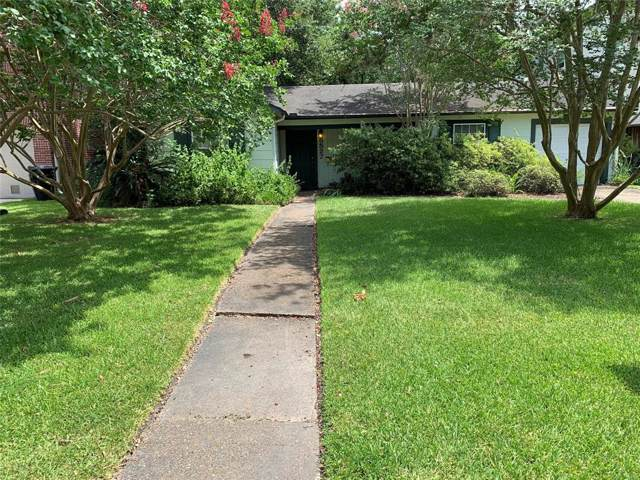 5527 Jessamine Street, Houston, TX 77081 (MLS #72759492) :: The Jill Smith Team