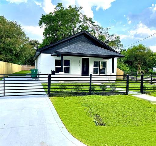 2512 Melbourne Street, Houston, TX 77026 (MLS #72759597) :: All Cities USA Realty