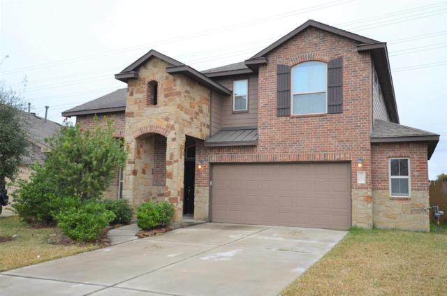 11707 Slick Rock Drive, Richmond, TX 77406 (MLS #72760294) :: Texas Home Shop Realty