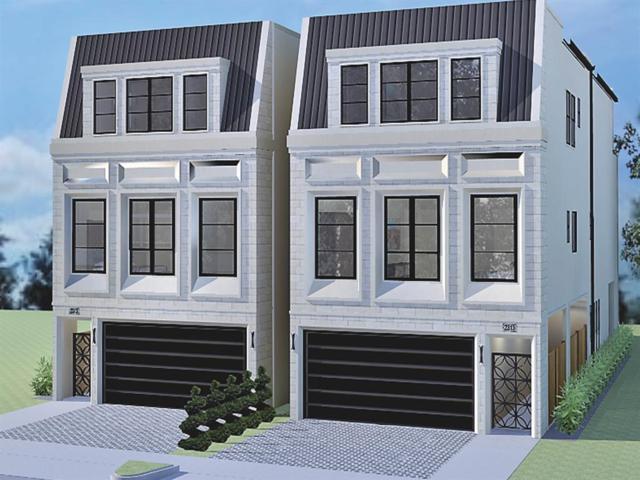 2313 Peckham Street, Houston, TX 77019 (MLS #72761393) :: Texas Home Shop Realty