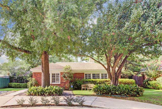 4018 Meadow Lake Lane, Houston, TX 77027 (MLS #7277356) :: Giorgi Real Estate Group