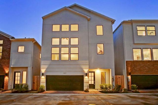 1011 Green Kensington, Houston, TX 77008 (MLS #72773743) :: Fairwater Westmont Real Estate