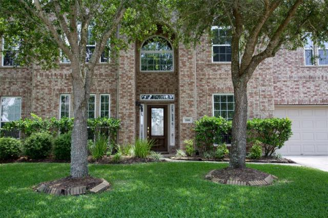 3509 Blue Spruce Trail, Pearland, TX 77581 (MLS #7279057) :: The SOLD by George Team
