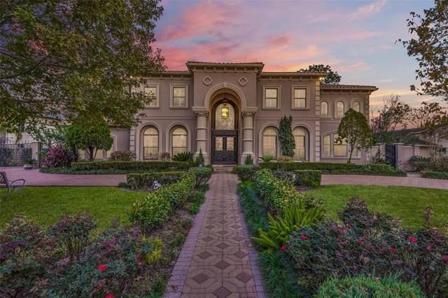1119 River Glynn Drive, Houston, TX 77063 (MLS #72802349) :: Green Residential