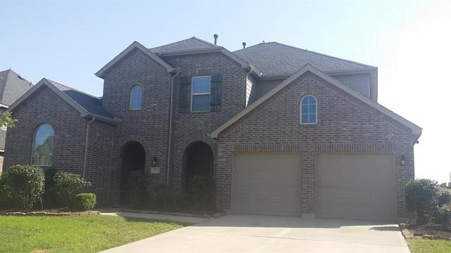7918 Lake Commons Drive, Rosenberg, TX 77469 (MLS #72812124) :: Team Sansone