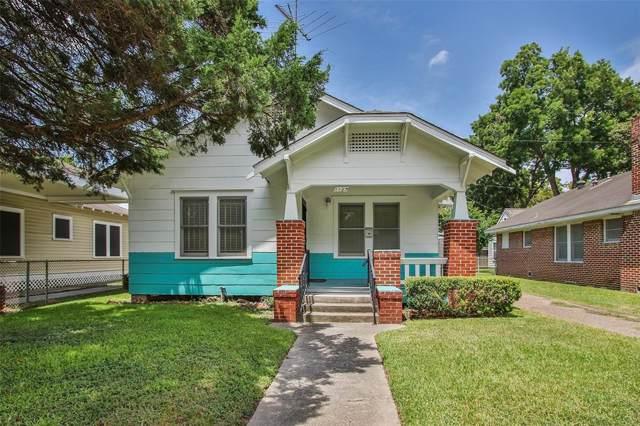 1127 Fugate Street, Houston, TX 77009 (MLS #72815986) :: Texas Home Shop Realty