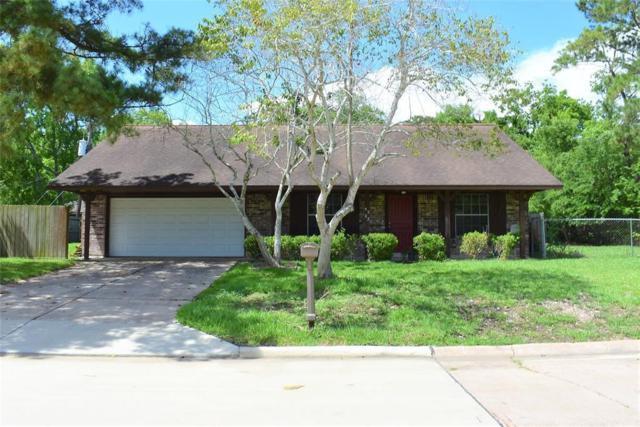 4905 Green Willow Lane, Dickinson, TX 77539 (MLS #72820930) :: The Heyl Group at Keller Williams