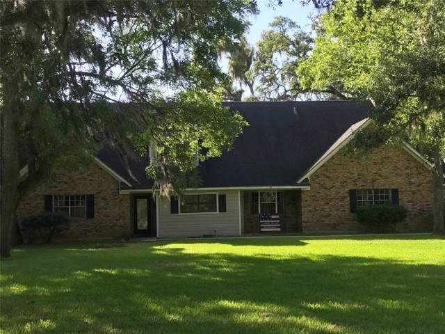 121 Fawn Trail, Lake Jackson, TX 77566 (MLS #72836133) :: The SOLD by George Team