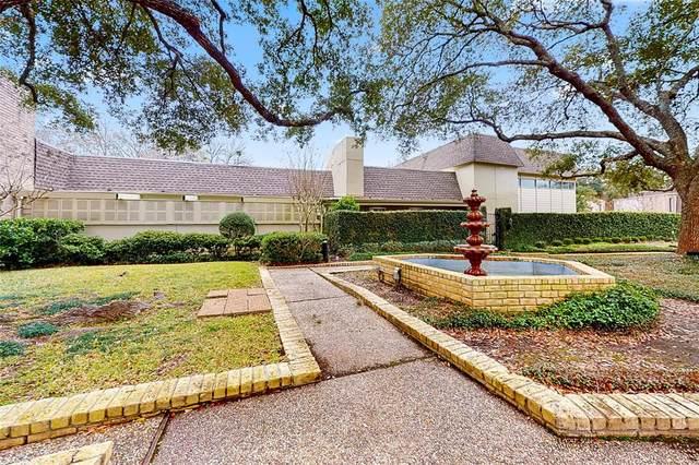 15585 Memorial Drive #1, Houston, TX 77079 (MLS #72838281) :: Keller Williams Realty