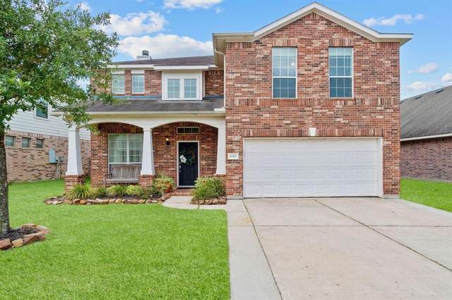 18507 Melissa Springs Drive, Tomball, TX 77375 (MLS #72840231) :: The SOLD by George Team