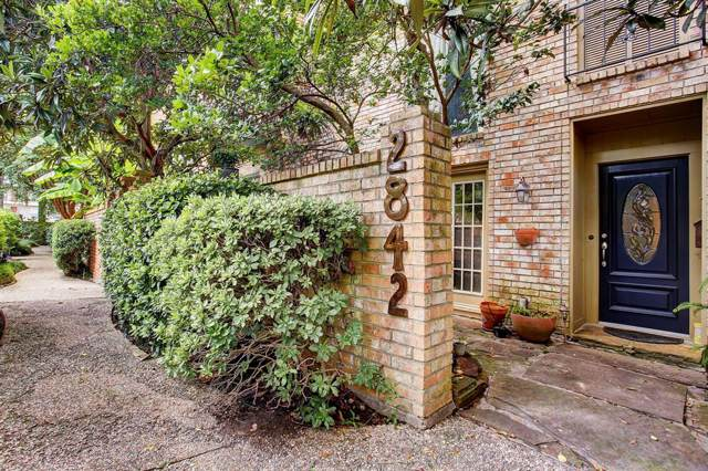 2842 Bellefontaine Street, Houston, TX 77025 (MLS #72840983) :: JL Realty Team at Coldwell Banker, United