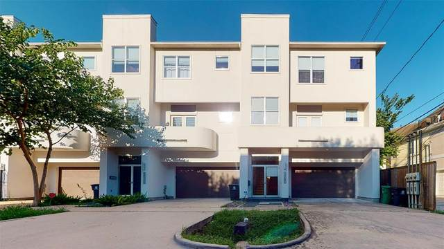 4419 Floyd Street C, Houston, TX 77007 (MLS #72842637) :: Christy Buck Team