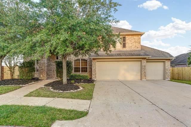 2102 Bayou Cove Lane, League City, TX 77573 (MLS #72849264) :: Texas Home Shop Realty