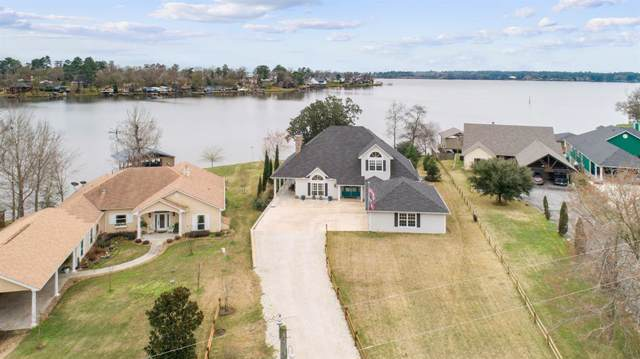 579 Harbors Edge Lane, Livingston, TX 77351 (MLS #72852945) :: Texas Home Shop Realty