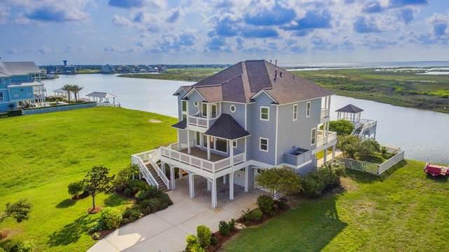 20814 E Sunset Bay Drive, Galveston, TX 77554 (MLS #72853540) :: Texas Home Shop Realty
