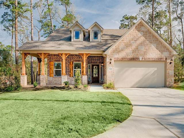 1902 League Line, Conroe, TX 77304 (MLS #72858135) :: Connect Realty