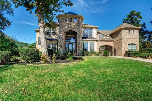 2007 Cliff Manor Drive, Conroe, TX 77304 (MLS #72859005) :: The Home Branch