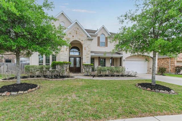 9010 Alps Peak Court, Richmond, TX 77407 (MLS #72862094) :: The Sansone Group