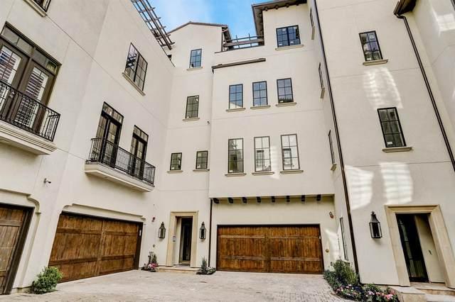 2413 Rosamond Street B, Houston, TX 77098 (MLS #7286242) :: Ellison Real Estate Team