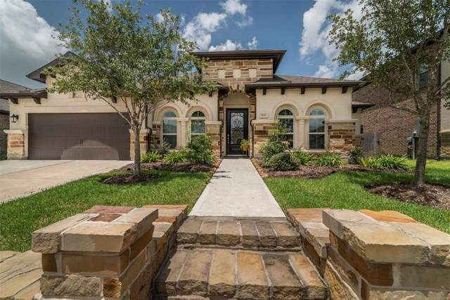 824 Galloway Mist Lane, Friendswood, TX 77546 (MLS #7286417) :: Rachel Lee Realtor