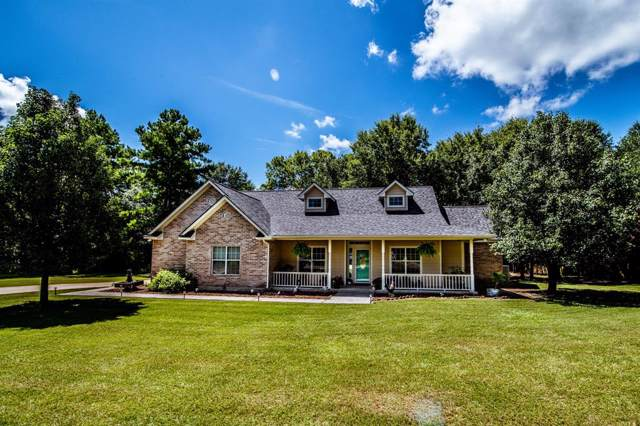 62 Woodhaven Drive, Huntsville, TX 77320 (MLS #72873893) :: Ellison Real Estate Team