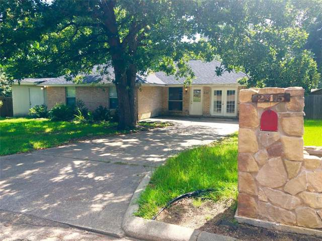 245 N Forest Drive, Willis, TX 77378 (MLS #7288451) :: NewHomePrograms.com LLC