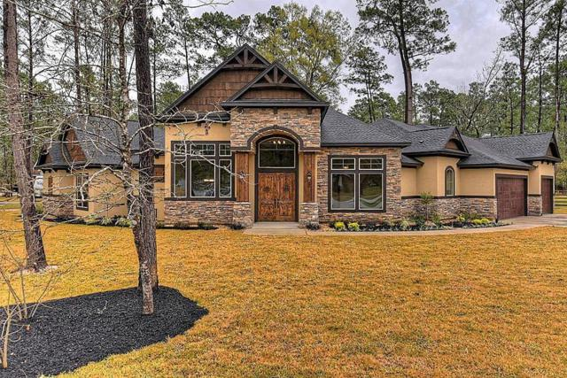 2 Creek Forest Lane, Conroe, TX 77384 (MLS #72885115) :: Texas Home Shop Realty