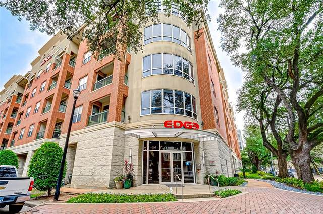 300 St Joseph Pkwy Parkway #210, Houston, TX 77002 (MLS #72900288) :: My BCS Home Real Estate Group