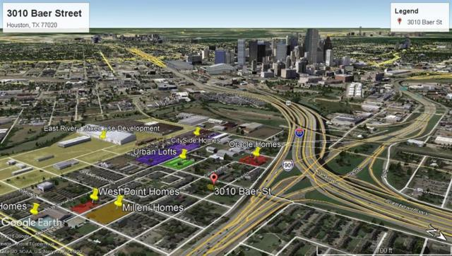 3010 Baer Street, Houston, TX 77020 (MLS #72902751) :: Texas Home Shop Realty