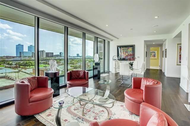 3433 Westheimer Road #804, Houston, TX 77027 (MLS #72924795) :: Parodi Group Real Estate