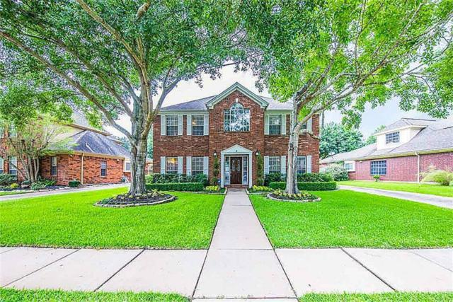 707 Fernglade Drive, Richmond, TX 77406 (MLS #72926085) :: The SOLD by George Team