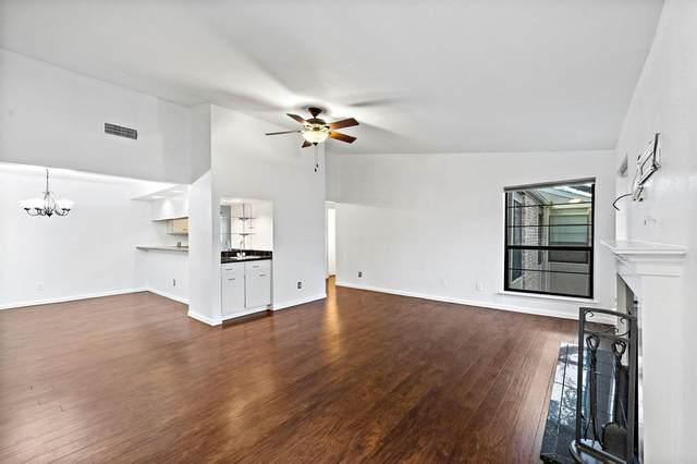 8100 Cambridge Street #50, Houston, TX 77054 (MLS #72926283) :: My BCS Home Real Estate Group