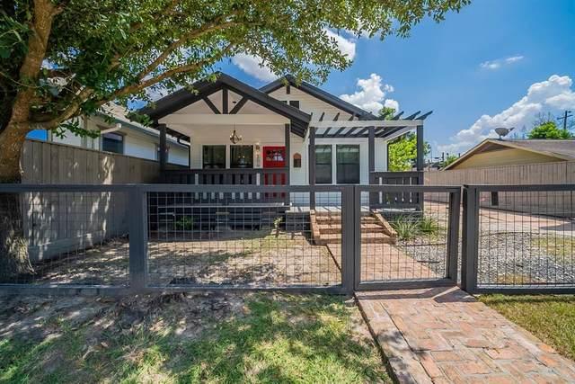 1306 Tabor Street, Houston, TX 77009 (MLS #72935577) :: The Property Guys