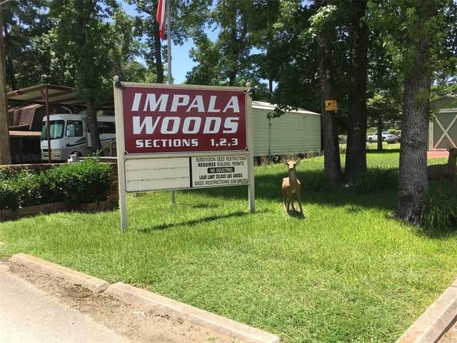 TBD Impala Drive, Onalaska, TX 77360 (MLS #72945356) :: Christy Buck Team