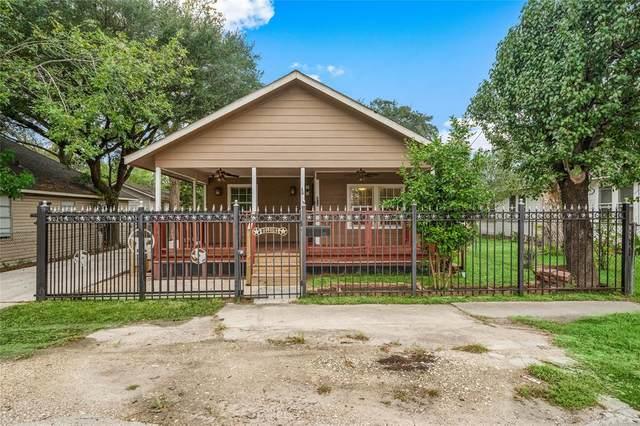311 N Milby Street, Houston, TX 77003 (MLS #72951002) :: Rachel Lee Realtor
