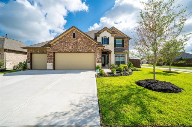 7406 Laguna Lake Drive, Spring, TX 77379 (MLS #72983888) :: The Heyl Group at Keller Williams