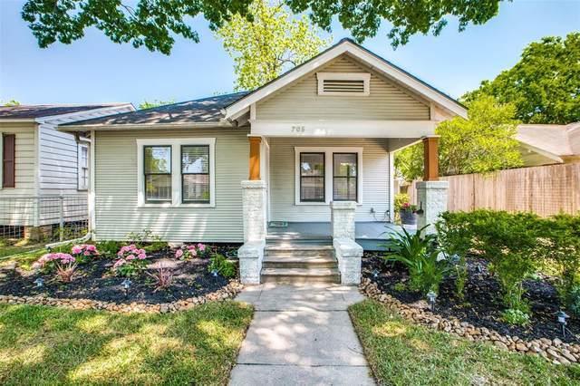 705 E 16th Street, Houston, TX 77008 (MLS #72985100) :: Michele Harmon Team