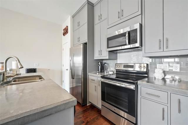 1011 Studemont Street #307, Houston, TX 77007 (MLS #72985805) :: My BCS Home Real Estate Group